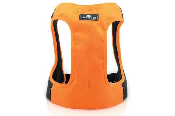 Clickit Terrain harness, sleepypod.com.