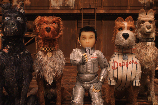 Dug Up at Dogster: 'Isle of Canine' Film Premiere