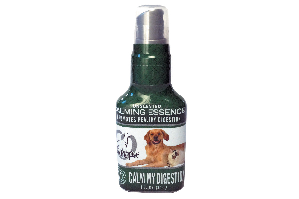 Calm My Pet Calm My Digestion Spray.