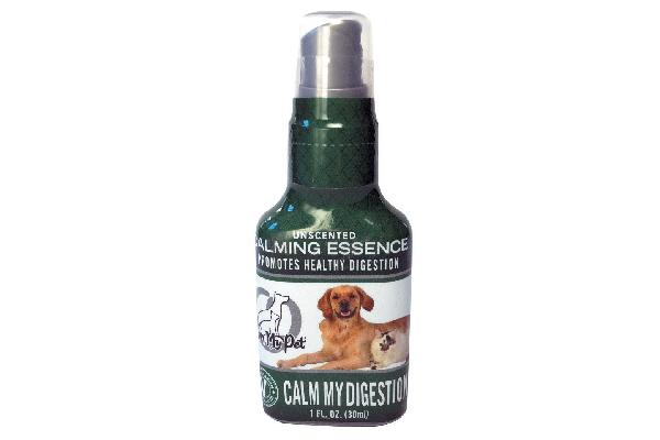Calm My Pet Calm My Digestion Spray.