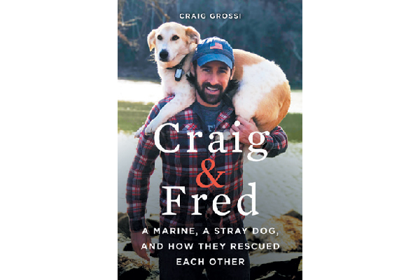 Craig and Fred book.