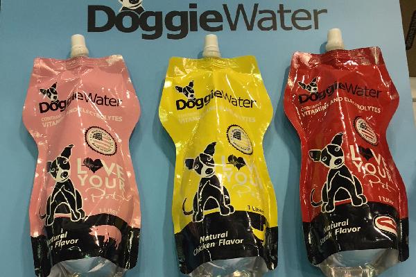 Doggie Water.