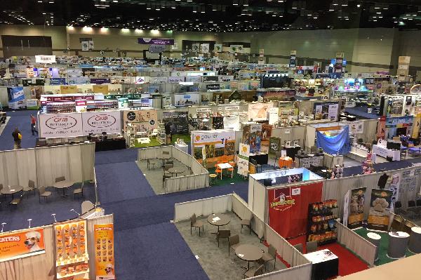 Global Pet Expo 2018.