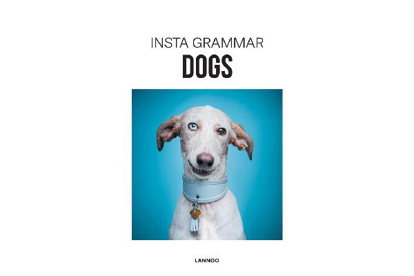 Insta Grammar dog book.