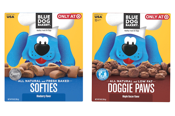 Blue Dog Bakery Treats.
