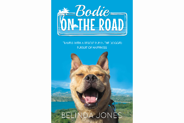 Bodie on the Road.