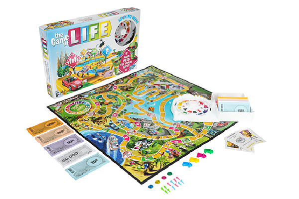 Hasbro's Game of Life, Pets Edition.