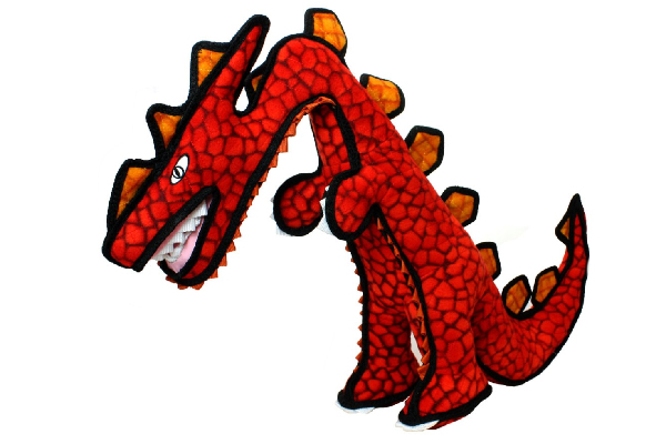 TUFFY'S DESTRUCTOSAURUS, DogTuff ($76.53). dogtuff.com