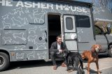 The Asher House has already helped get 71 dogs adopted as of May 2018. Photography by Luke Barton (@woofadventures1).
