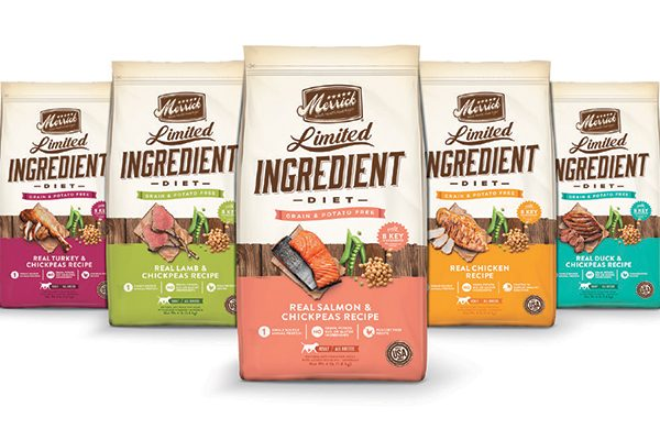 Merrick Limited Ingredient Diet.