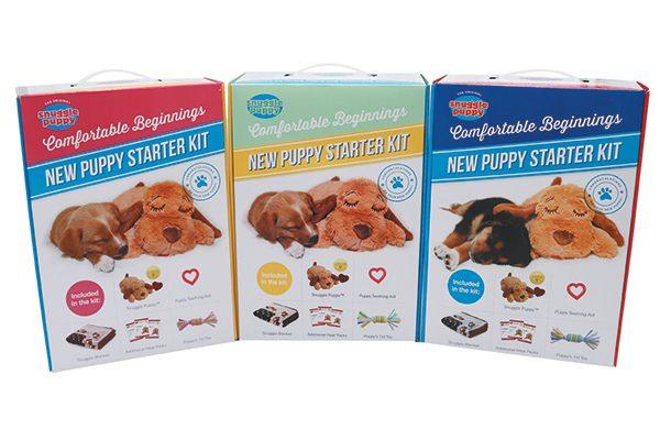 New Puppy Starter Kits.
