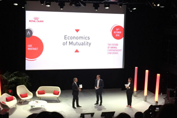 Topics at Royal Canin's The Future of Animal Companionship conference included obesity, technology, health, behavior and economics.