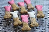 Valentine's Day dog treats.