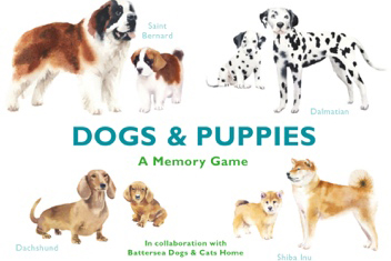Out today, the fun memory game that's great for dog lovers of all ages.