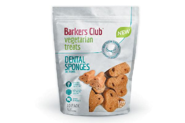 Barkers Club Vegetarian Treats.