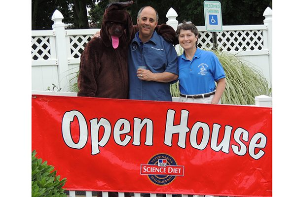 Don't miss the 26th year of the Paumanok Veterinary Hospital's open house in Patchogue, New York.