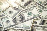 Photo of money, 100 dollar bills.
