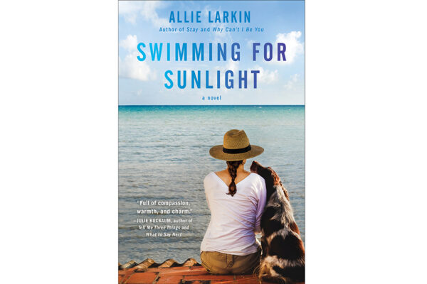 Book premiere of Swimming for Sunlight