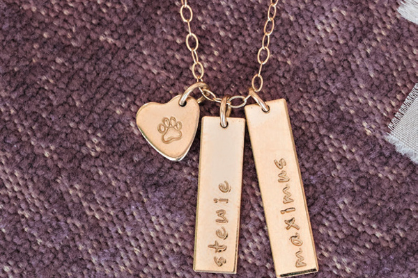 Pet Remembrance Necklace
