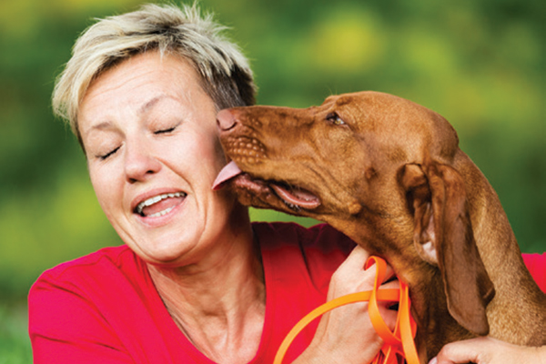 Pets Are Key to Healthy Aging
